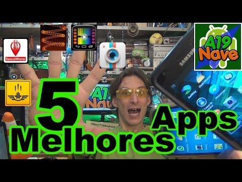 #071 - Os 5 melhores aplicativos para Android - #A19-103