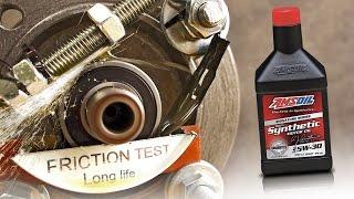 Amsoil Signature Series 5W30 Jak skutecznie olej chroni silnik?