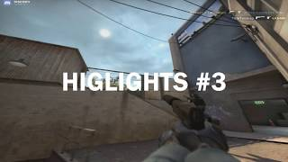 ★CS:GO l Highlights By Given_Up #3★