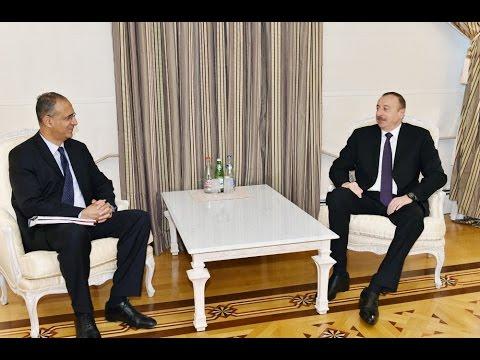 President Ilham Aliyev received head of International Monetary Fund mission on Azerbaijan