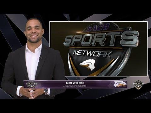Men's Soccer Routs Dallas Christian – SAGU Sports Update (S3E3)