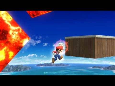 Who Can Pass Through This Lava Section? | Super Smash Bros. for Wii U