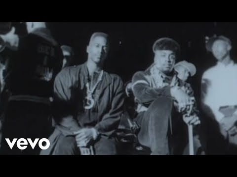 Eric B. & Rakim - Microphone Fiend Video