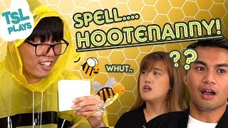 TSL Plays: Spelling Bee