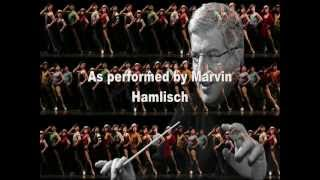 "Marvin Hamlisch sings ""If You Really Knew Me"""