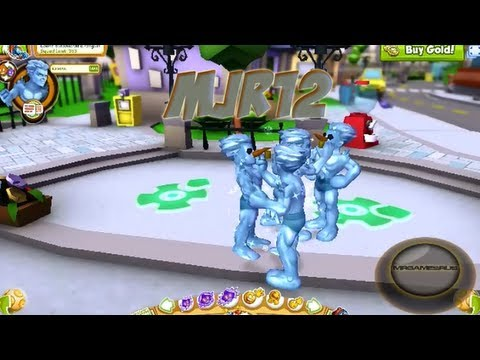 Marvel Super Hero Squad Online Iceman Code (MJR12)- HD