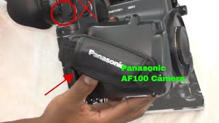 ✅  How To Use Panasonic AF100 Camera Review
