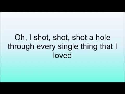 Shots- Imagine Dragons Lyrics