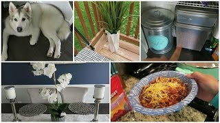 Patio Furniture Shopping, New Plants + My Favorite Chili! | April 20-21, 2017