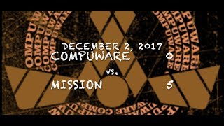 2017 MAHA Midget Minor title game - Compuware vs. Little Caesars