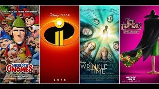 Best Upcoming Kids & Family Movies in 2018 HD
