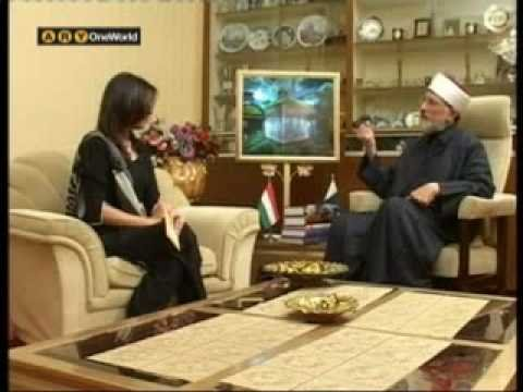 Dr. Tahir Ul Qadri Interview - What Is Modern Perception Of Islam video