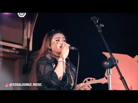 Cover Lagu AKAD -Versi Band EDM SodaLounge LIVE (Payung Teduh)