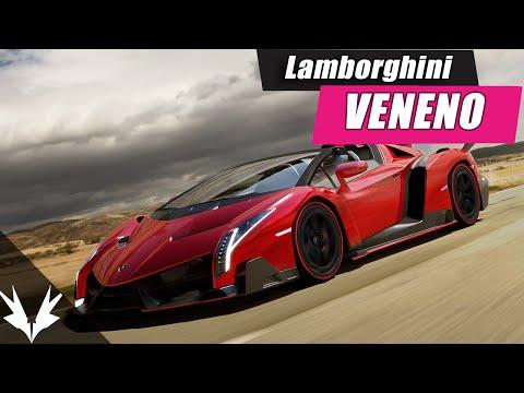 Forza Horizon 2: Lamborghini Veneno Gameplay. Xbox 360 -