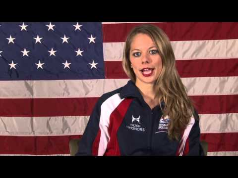 Destination Sochi Family Tree - Alexa Scimeca on the importance of family