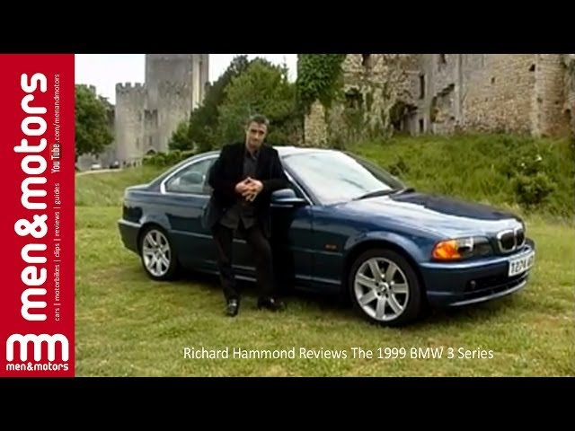 Richard Hammond Reviews The 1999 BMW 3 Series - YouTube
