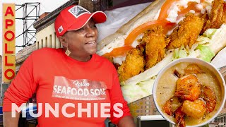 The Soul Food Queen of Harlem - Street Food Icons