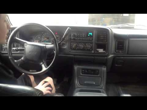 Review of 2001 Chevy Silverado 1500HD
