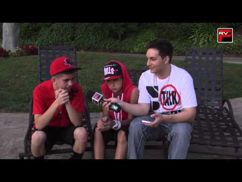Final - Part 3 of Madison and Mikey ICONic Boyz Fan Questions Burbank