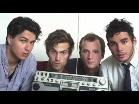 Vampire Weekend - Obvious Bicycle (Live on Radio 1) LYRICS IN DESCRIPTION