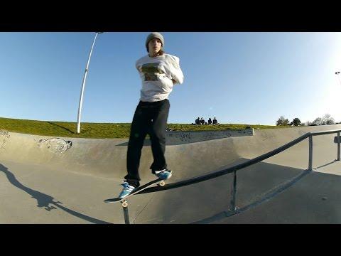 Five Highs No 28 - James Grindley - Smash Skates