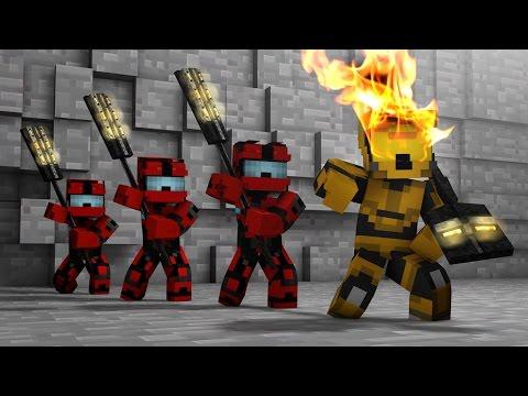 Minecraft | HALO ENDERBALL - Ultimate Spartan! (Halo 4)