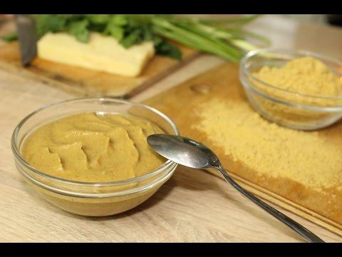 Домашняя горчица. Как сделать горчицу.