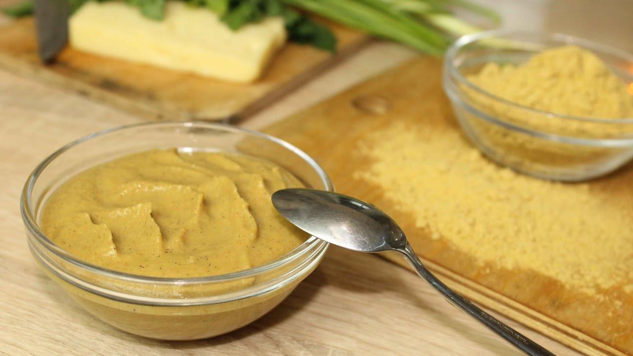 Как сделать горчицу своими руками в домашних условиях
