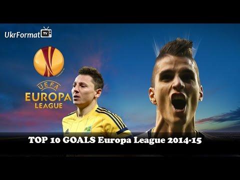 Europa League 2014-15|TOP10 goals | HD
