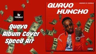 Quavo - W O R K I N M E (Cover Art - Speed Art)