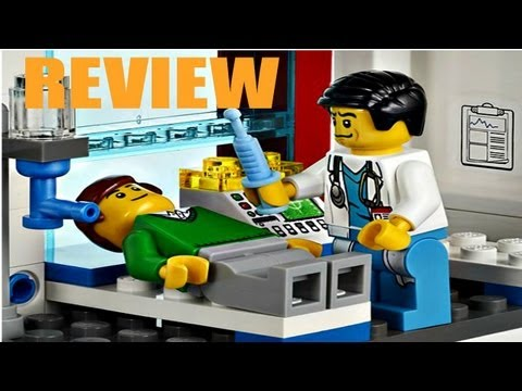 LEGO Visual Review Helicopter Rescue Set: 4429