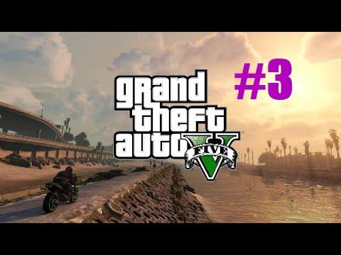 """Žaidžiame: GTA V """"Praradau Įgūdžius (Pirma Dalis)"""" #3"""