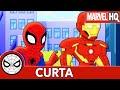 Marvel Aventuras de Super-Herói   Meu!