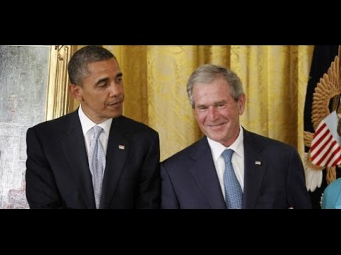 29 September 2014 Breaking News Obama Just Proved Bush Was Right All Along on Foreign policy