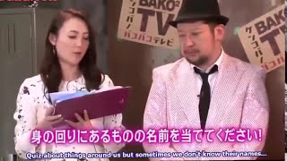 JAPANESE SHOWS WITH ENG SUB  FUNNY JAPANESE GAME SHOWS JAPANESE FAILS & PRANKS ON GIRLS