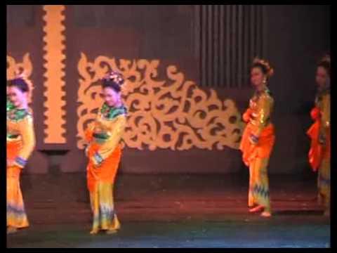 Jepen Lenggang Banua (tari Tradisional Kalimantan Selatan) video