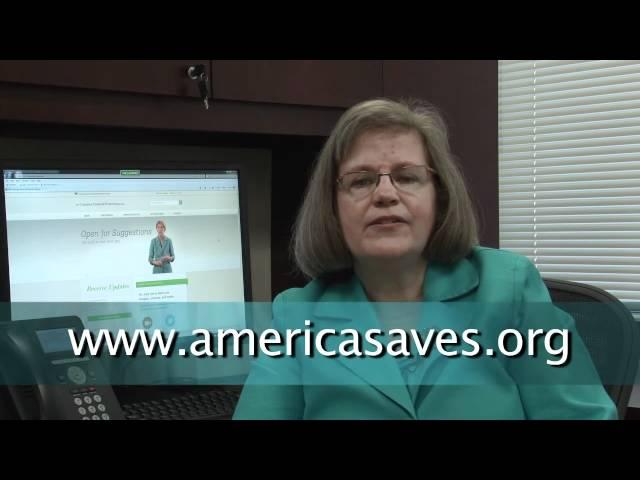 America Saves - Holly Petraeus