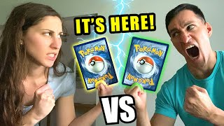 *WORLD'S BIGGEST POKEMON CARDS BATTLE!* Opening with WIFE VS LEONHART!