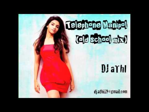 Dj Athi - Telephone Mani Pol (old School Remix) video