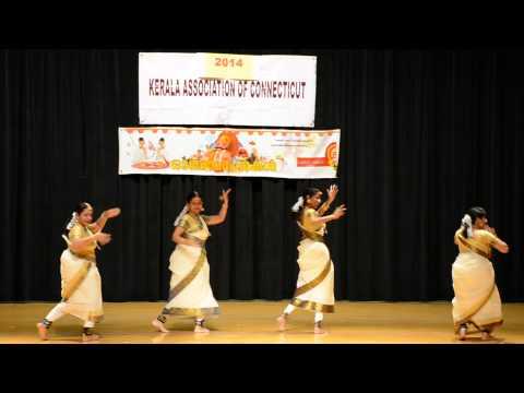2014 Kact Onam Thira Nurayum Dance Group Performance video