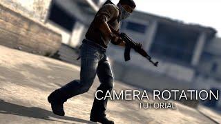 Camera Rotation - Tutorial (HLAE)