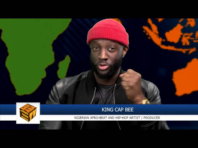 Afrobeat/Hip-Hop Artist King Cap Bee Talks On Music, Current Projects, And Nigeria Elections