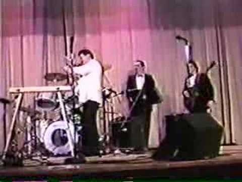 The Johnny Farina Band - Wipeout