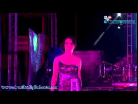 Reina del Folclor - Etapa Vestido de Noche - 2015