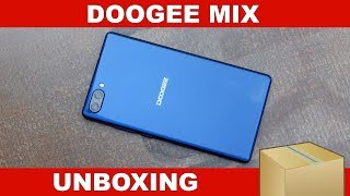 Doogee Mix Unboxing