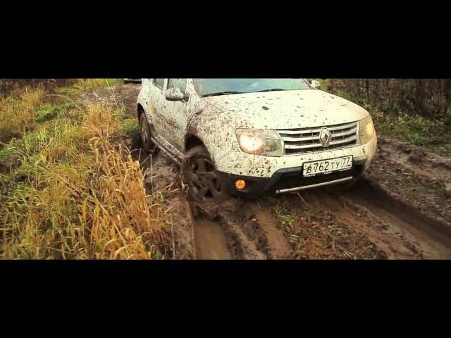 промо-ролик для компании Renault и Автомир