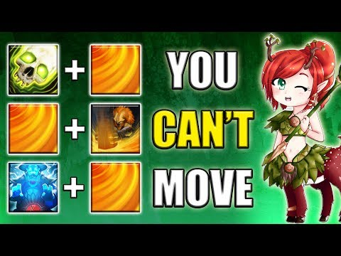 Any Ability Can Stun [Permanent Stun Build?] Dota 2 Ability Draft