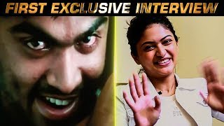 """""""Simbu uh Bayangaram"""" - Actress Vaibhavi Shandilya   Sakka Podu Podu Raja   US145"""