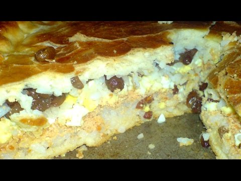Губадия с кортом – татарский пирог.