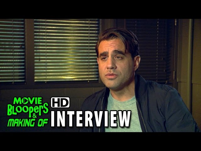 Ant-Man (2015) Behind the Scenes Movie Interview - Bobby Cannavale is 'Paxton'